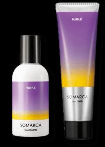 カラーシャンプー(パープル)|SOMARCA(ソマルカ)