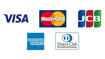 クレジットカード会社決済